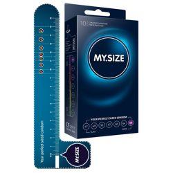 Kondom MY.SIZE 69 mm 10 ks