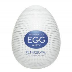 Masturbátor TENGA Egg MISTY