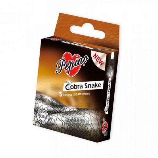 PEPINO Cobra Snake
