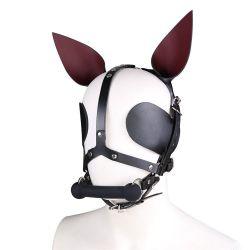 Maska postroj koně