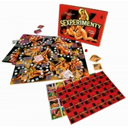 Desková hra SEXPERIMENTY