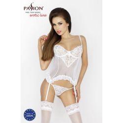 Janet corset erotic line