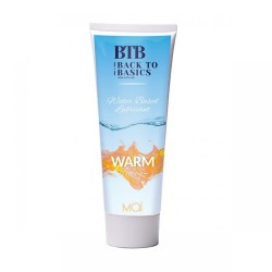 Lubrikační gel MAI BTB Warm feeling 75 ml