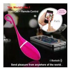 REALOV IRENA I Smartphone APP Dálkové ovládání Vibrační vajíčko bezdrátové