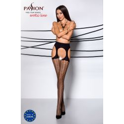Punčocháče Passion TI Open 004 erotic line
