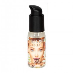 Lubrikační gel HAPPY DIVA Taste Me Body Lube chocolate 50 ml