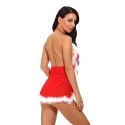 Vánoční sexy prádlo Dagmar