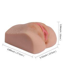 Mitchell pussy realistická vagina a anal s vibrací, masturbator 1,4kg
