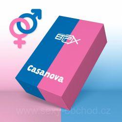Mystery box Casanova pro oba