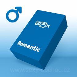 Mystery box Romantic pro muže